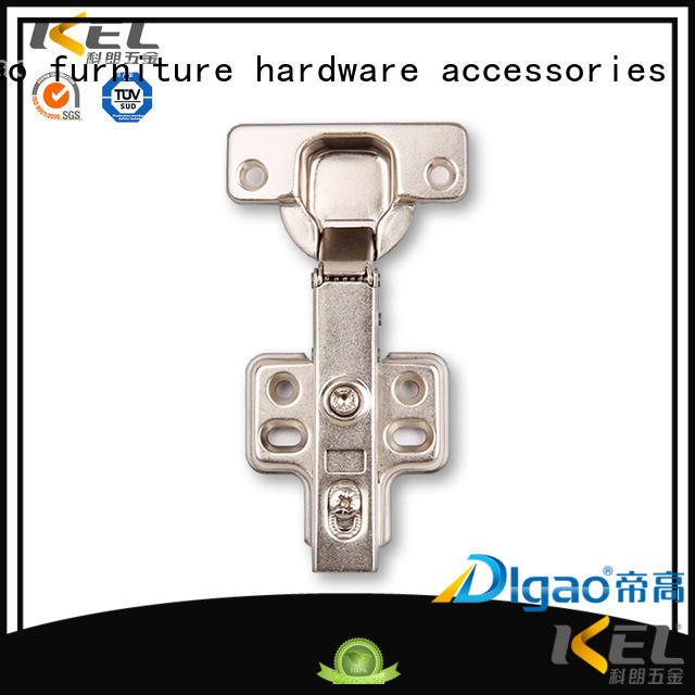 hardware nickel cabinet hinges cup steel soft close DIgao