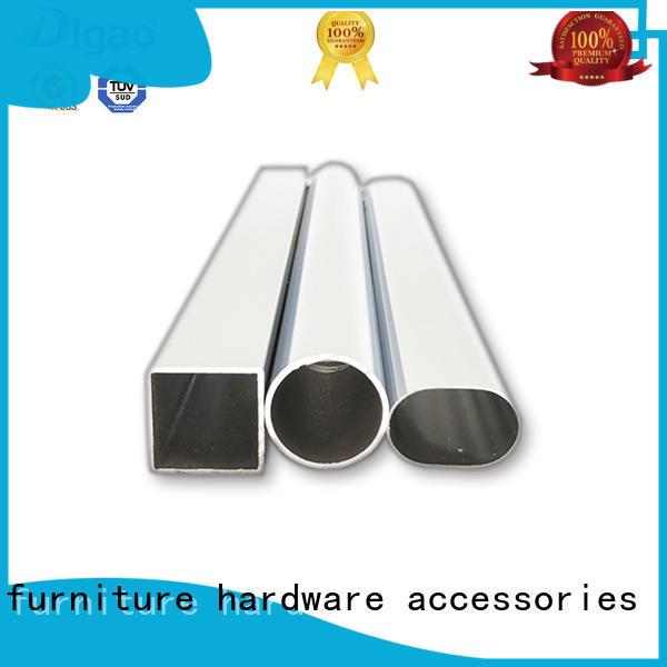 DIgao closet wardrobe tube supplier Chrome Plated Furniture