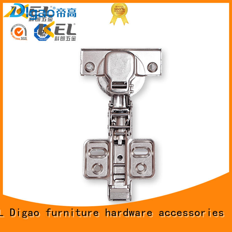 DIgao durable antique brass cabinet hinges OEM