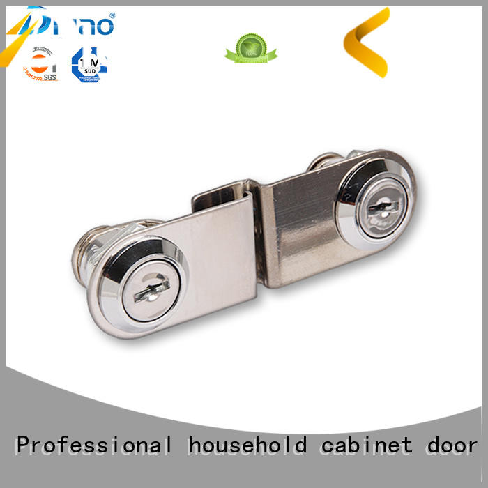 DIgao double glass display cabinet locks bulk production glass door lock