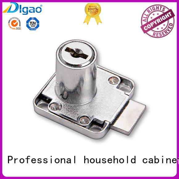 Breathable drawer lock secure free sample for furniture