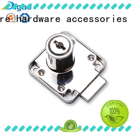 DIgao computer drawer lock for wholesale for furniture