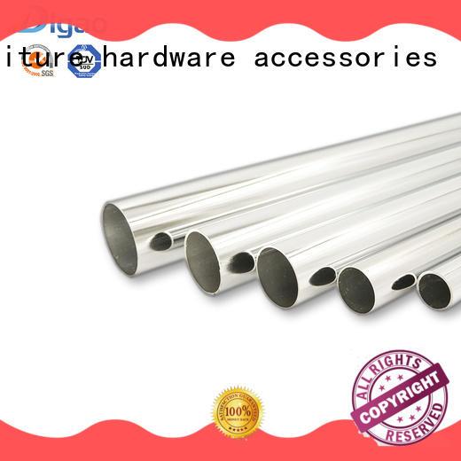DIgao durable wardrobe rail supplier Chrome Plated Furniture
