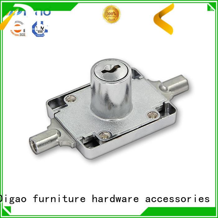 DIgao rod wardrobe lock ODM for furniture