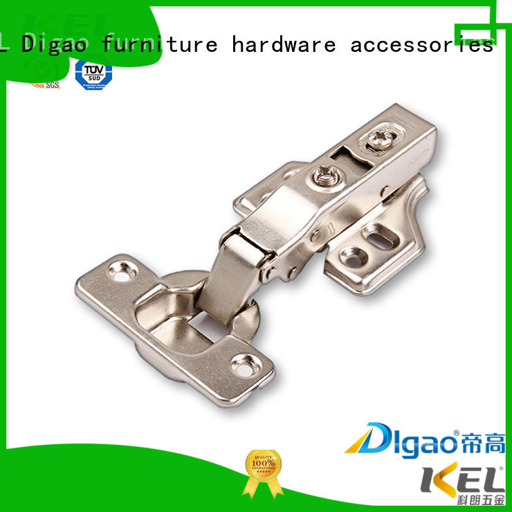 DIgao mepla self closing cabinet hinges ODM steel soft close