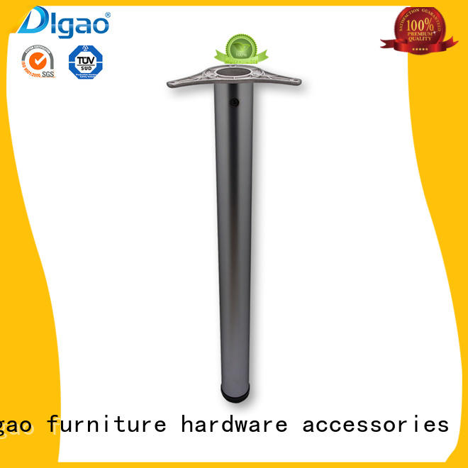 DIgao on-sale chrome furniture legs supplier office table