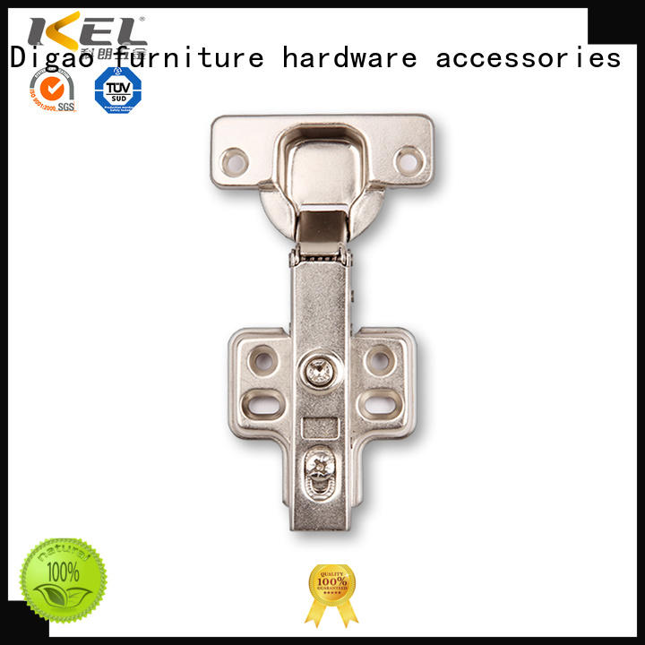 DIgao steel antique brass cabinet hinges bulk production for furniture