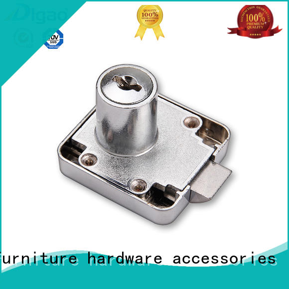 DIgao automatic cabinet drawer locks for wholesale for furniture