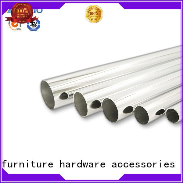 garment wardrobe tube free sample Chrome Plated Furniture DIgao
