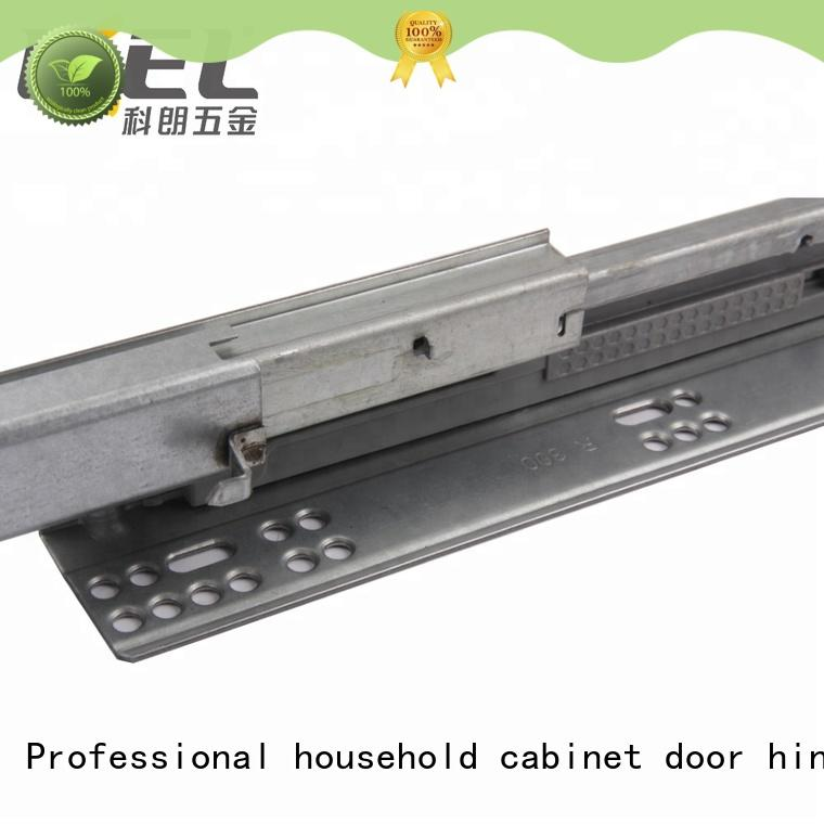 DIgao Breathable soft close drawer runners for wholesale for kitchen