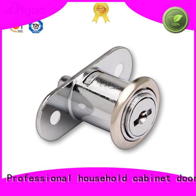 zinc display cabinet locks for wholesale