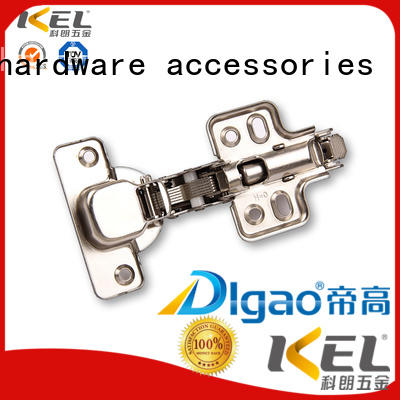 DIgao solid mesh hydraulic hinges supplier steel soft close