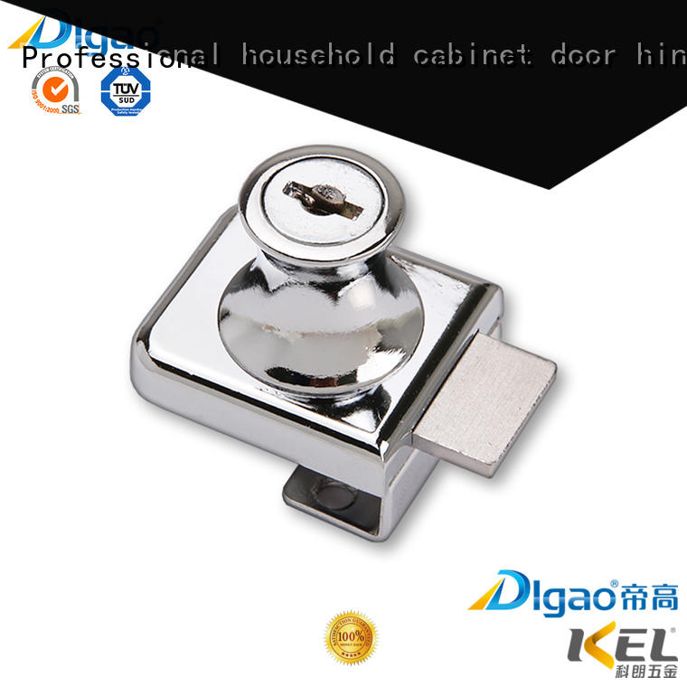 DIgao plunger showcase lock buy now kitchen double door lock