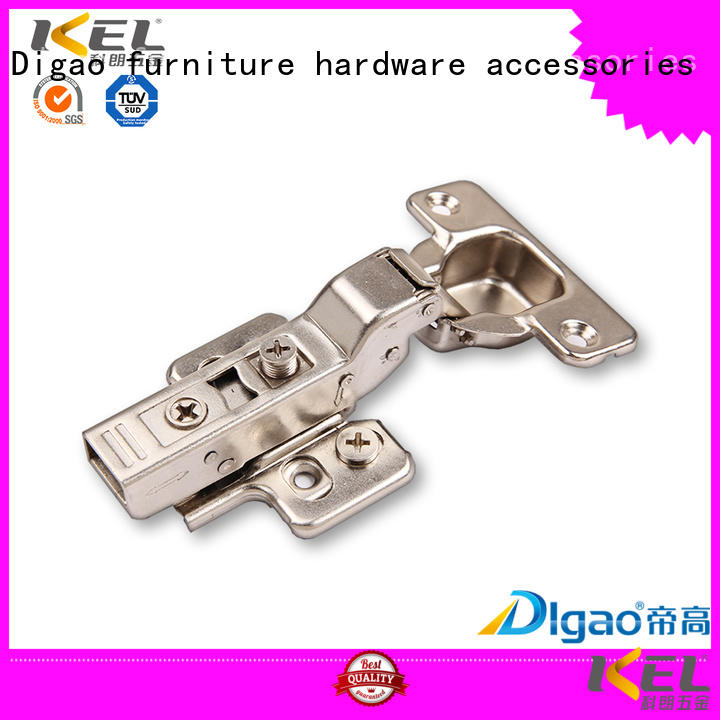 DIgao topcent nickel cabinet hinges supplier