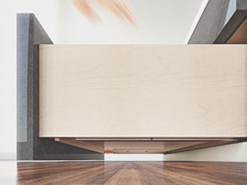 DIgao high-quality soft close slides customization for drawer rails