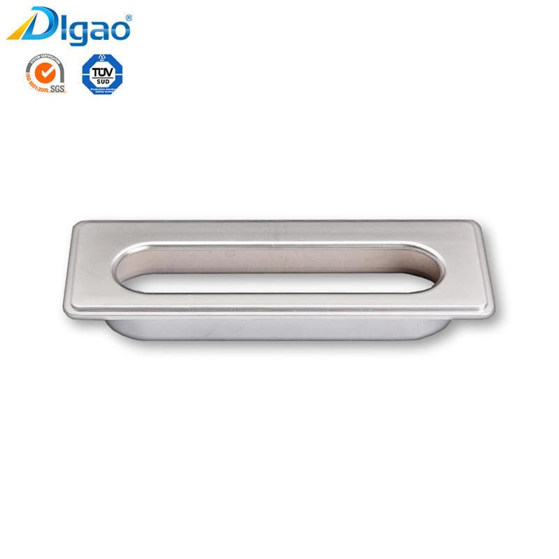 High Quality Zinc Alloy Metal Hidden Furniture Cabinet Drawer Handle