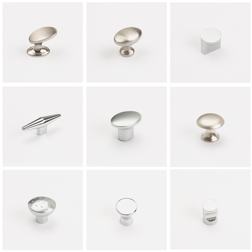 style metal knobs ODM for modern furniture-11
