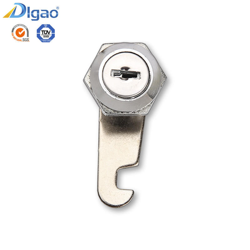 Die-casting Zinc Alloy 103 Office Furniture Cabinet Mailbox Tubular Cam Lock