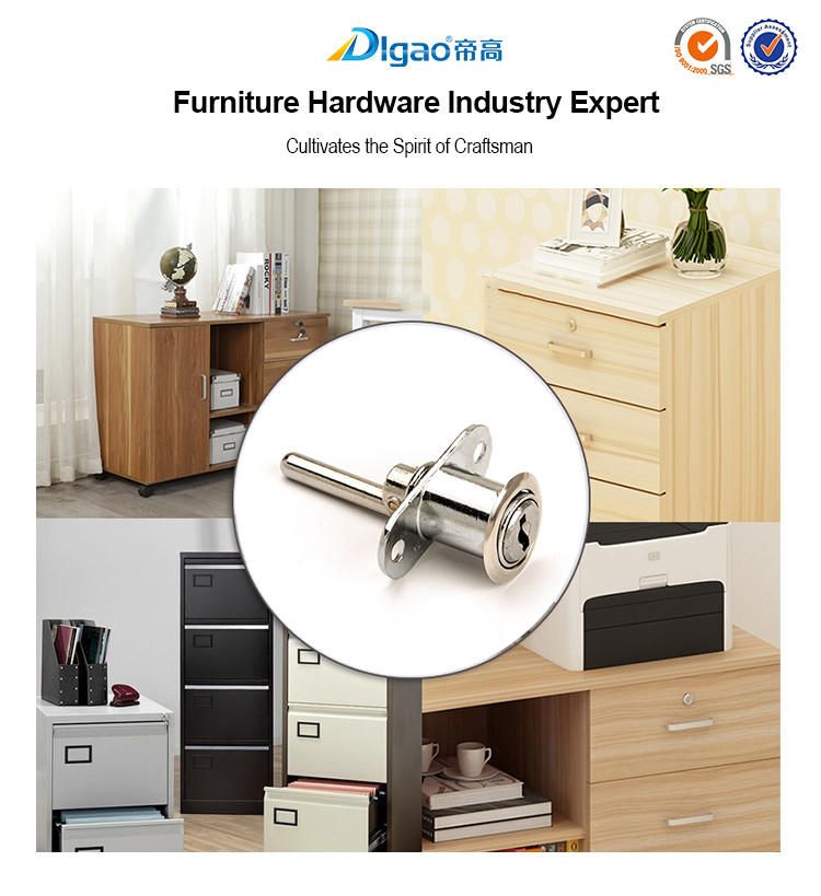 furniture cabinet drawer locks ODM for furniture DIgao