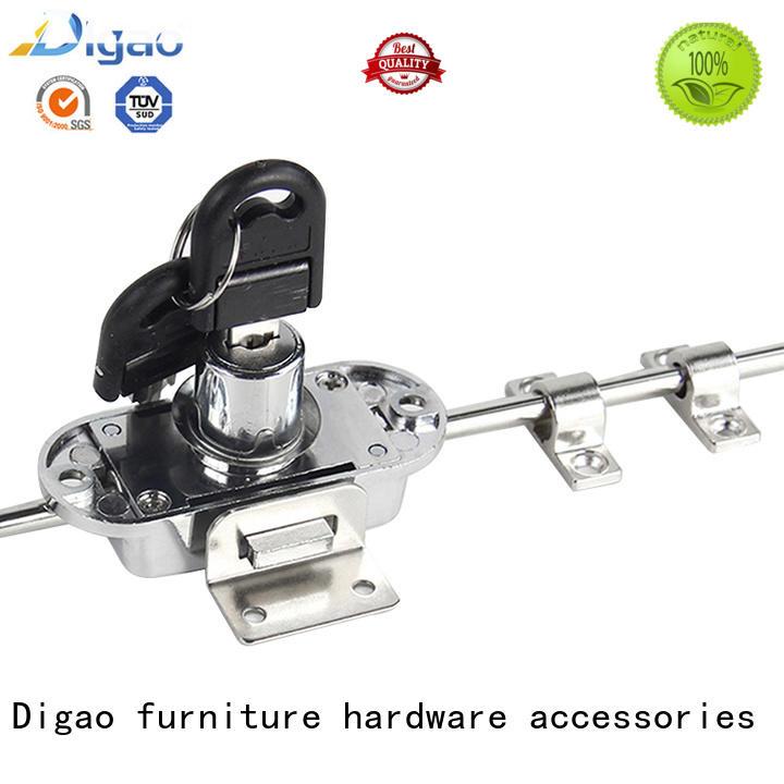 DIgao at discount wardrobe door locks customization for push lock