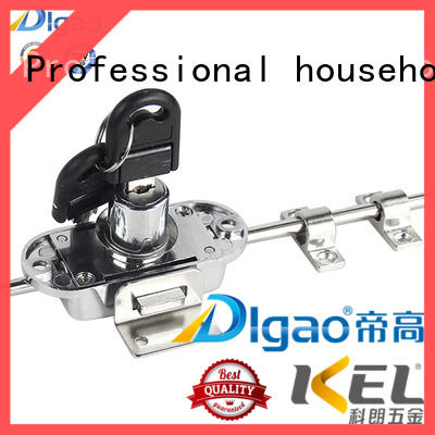 DIgao high-quality wardrobe door locks bulk production for furniture