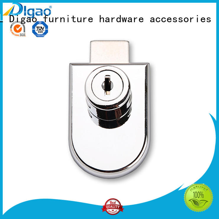 latest display cabinet locks master for wholesale glass door lock
