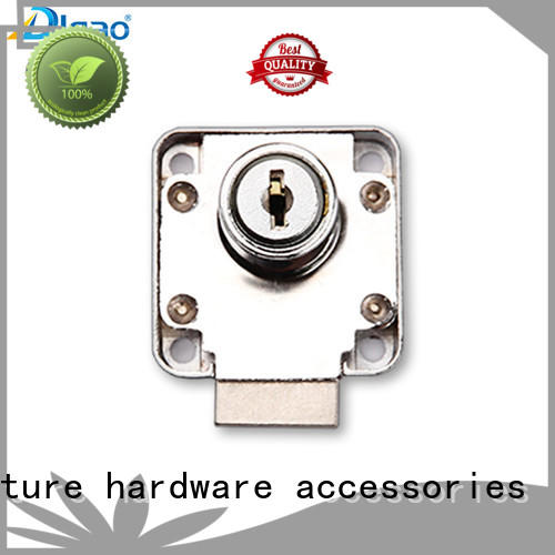 Durable 338 Plastic Office Furniture Desk Automatic Drawer Lock