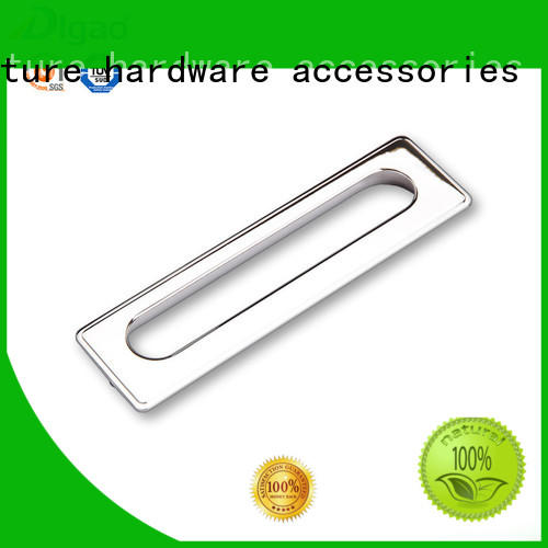 DIgao Breathable recessed pull handles get quote cabinet hidden handle