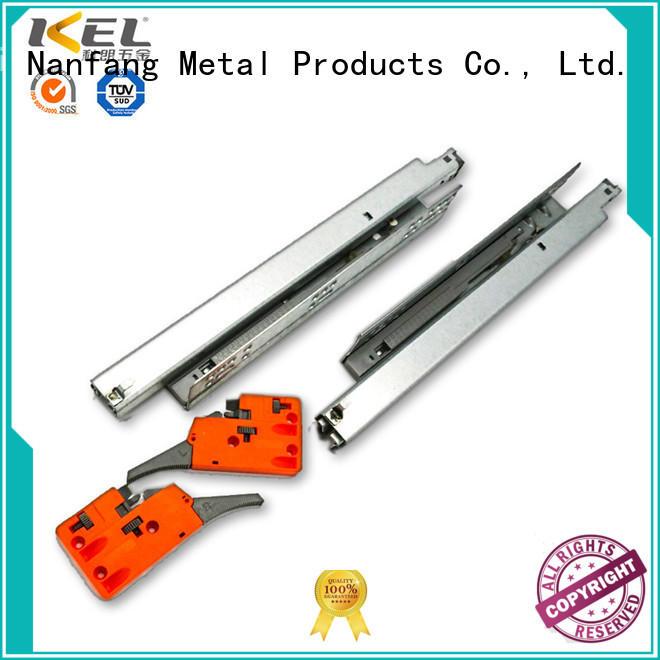 plastic bearing best soft close drawer slides DIgao manufacture