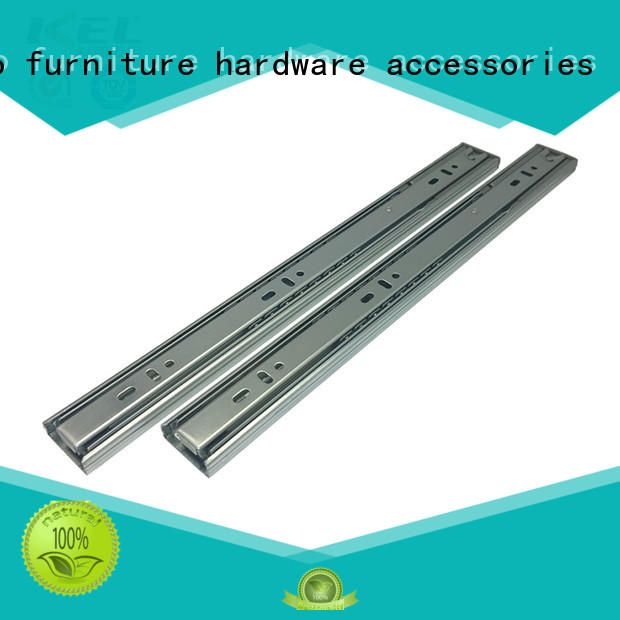 DIgao 3fold ball bearing drawer slide OEM for drawer
