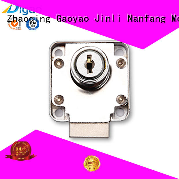 key brand cabinet wooden drawer locks DIgao Brand
