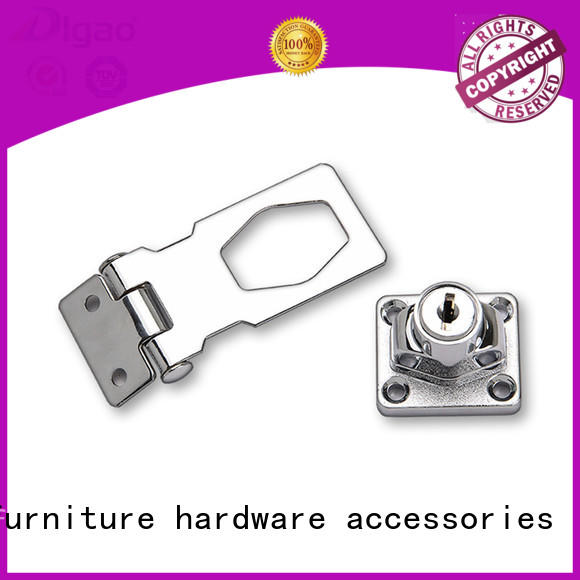 DIgao diecasting kitchen cabinet locks OEM for cabinet