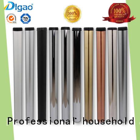 DIgao portable chrome furniture legs customization sofa leg