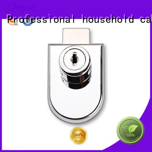 DIgao glass showcase lock customization drawer lock