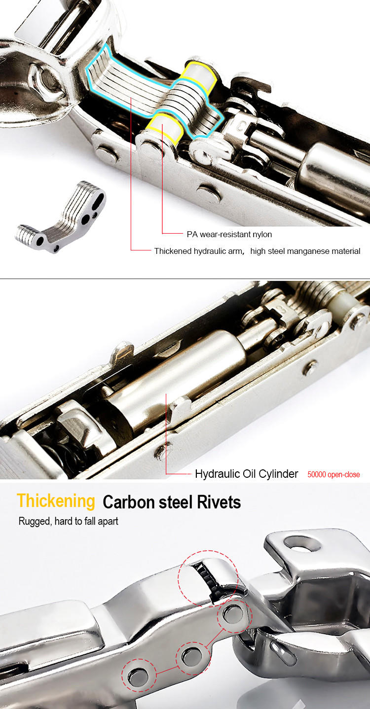 on-sale hydraulic hinges for kitchen cabinets free sample-2