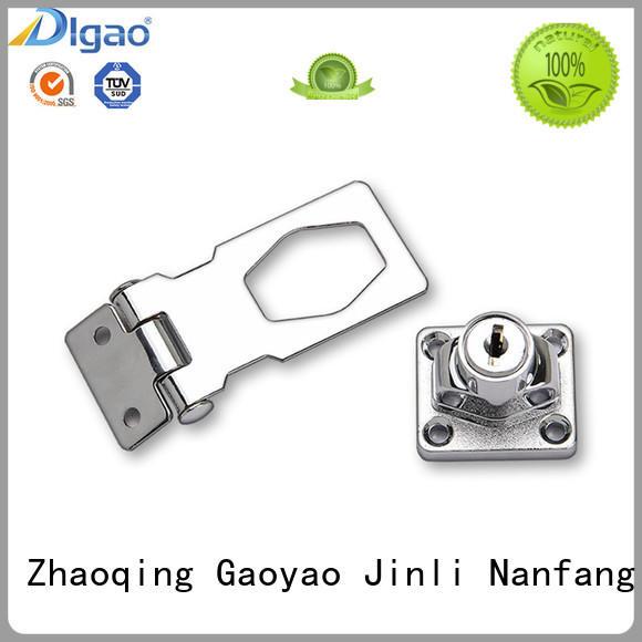 cabinet lock hardware diecasting door best cabinet locks zinc DIgao Brand