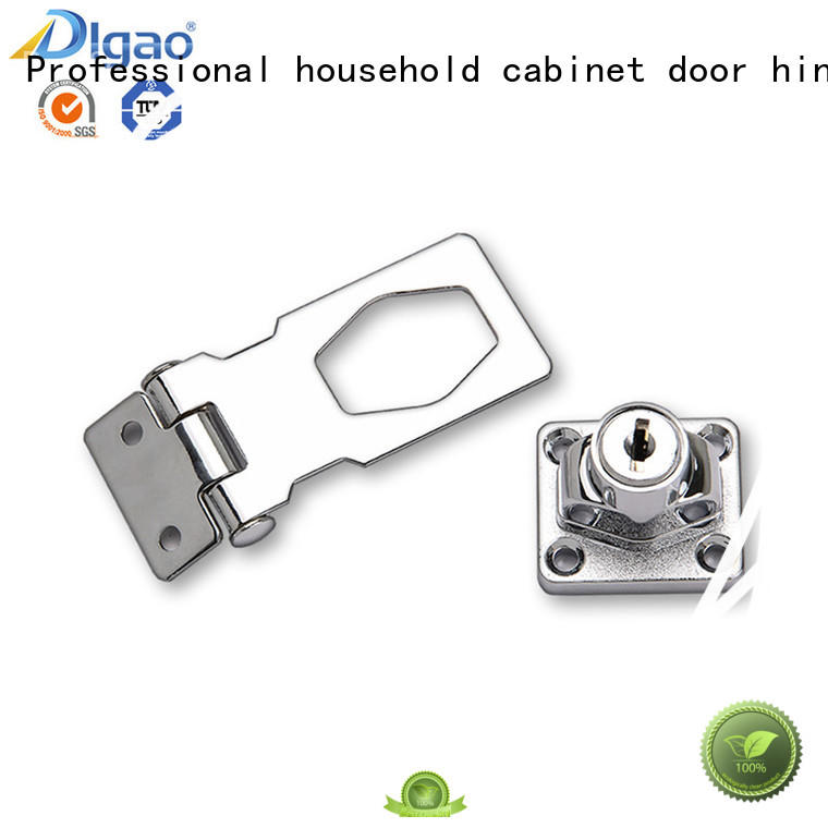 high-quality brass cabinet locks hasp OEM