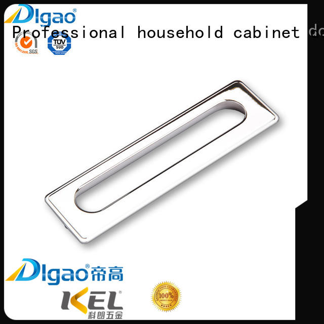 high-quality concealed door handles supplier DIgao