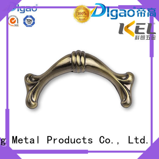 DIgao Brand alloy antique chrome cabinet handles quality