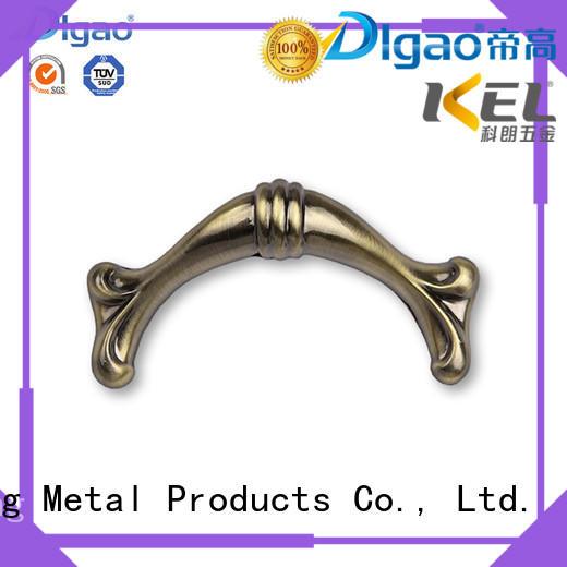 DIgao Brand alloy antique chrome cabinet handles quality