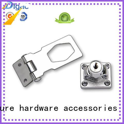 Evergood 207 Zinc Alloy Furniture Cabinet Door Safety Hasp Lock, Hasp And Staple Lock