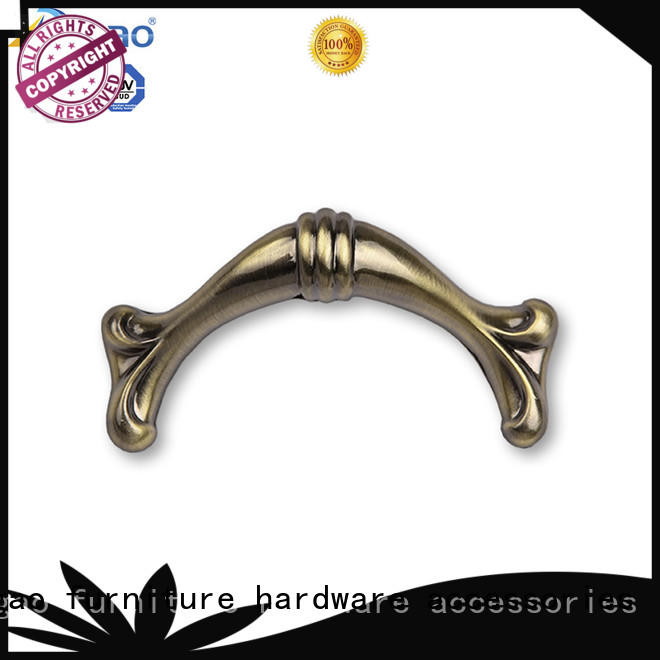 zinc brass handle free sample for furniture