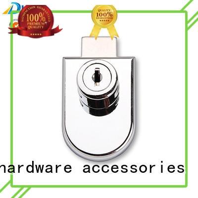 DIgao Breathable showcase lock free sample drawer lock