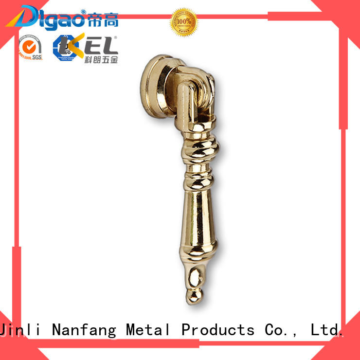 DIgao Brand quality furniture furniture knobs and handles zinc supplier