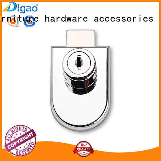 portable display cabinet locks supplier glass door lock