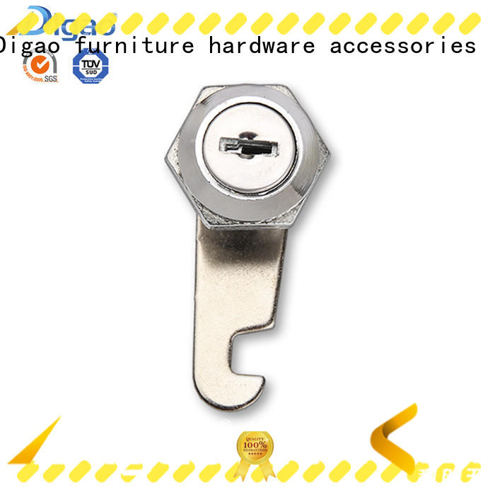 tubular brass cabinet locks zinc DIgao