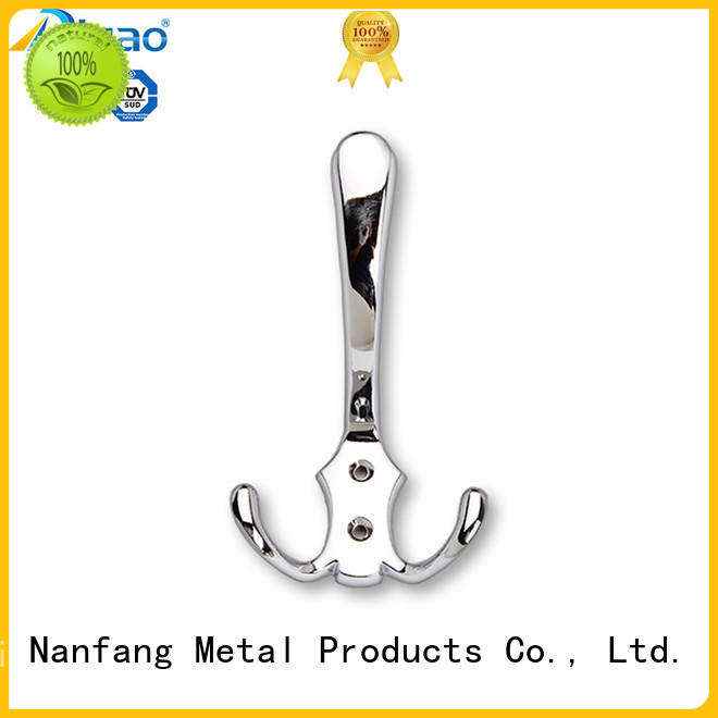 hat and coat hooks robe hook zinc clothes hook manufacture