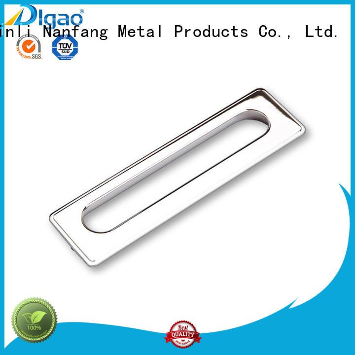 DIgao Brand zinc furniture quality hidden door handle