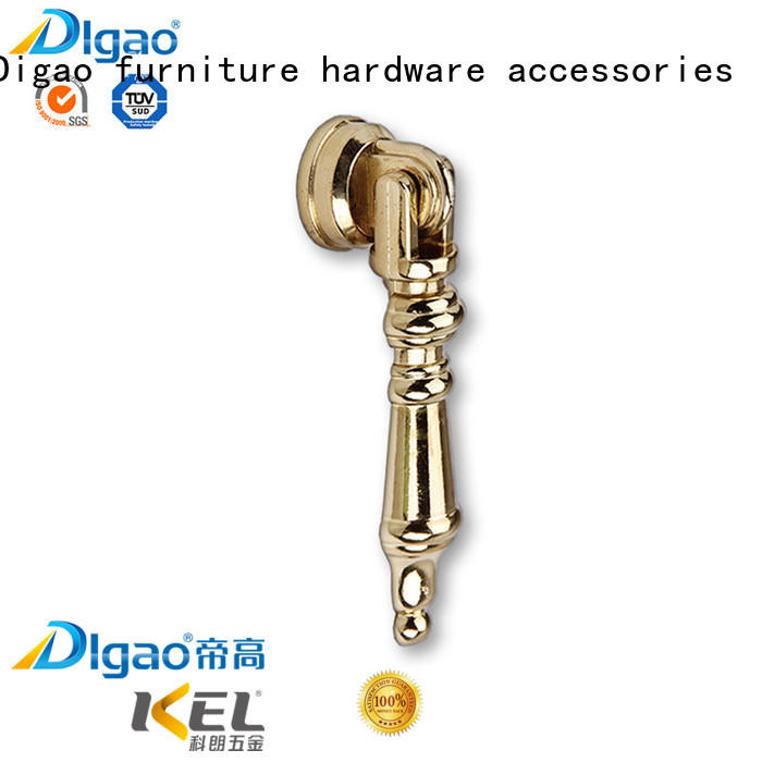 DIgao zinc brass knob supplier for cabinet drawer knob