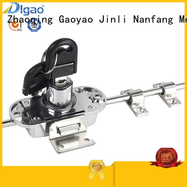 lock wardrobe lock safe zinc DIgao company